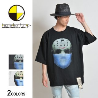 フライデー×マスクビッグTシャツ(男女兼用)