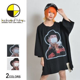 マスター×マスクビッグTシャツ(男女兼用)