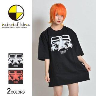 BA・スリースタービッグTシャツ(男女兼用)