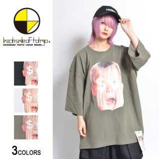 <img class='new_mark_img1' src='//img.shop-pro.jp/img/new/icons5.gif' style='border:none;display:inline;margin:0px;padding:0px;width:auto;' />HAドル札ビッグTシャツ(男女兼用)