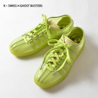 <img class='new_mark_img1' src='//img.shop-pro.jp/img/new/icons5.gif' style='border:none;display:inline;margin:0px;padding:0px;width:auto;' />K・SWISS×GHOST BUSTERS SLIMER(スライマー)スニーカー