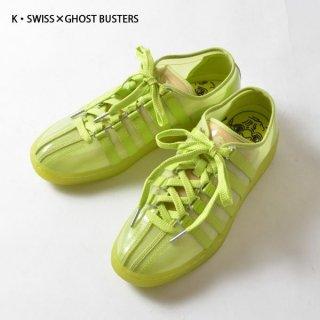 K・SWISS×GHOST BUSTERS SLIMER(スライマー)スニーカー