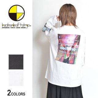 ドローコードフォトリフレクターロングTシャツ(男女兼用)