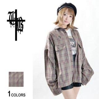 アンダービースティー 神谷美緒 model ビッグシャツ