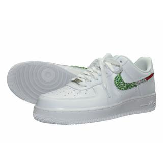 NIKE AirForce1 LOW Custom Swarovski Pattern(W-IT)