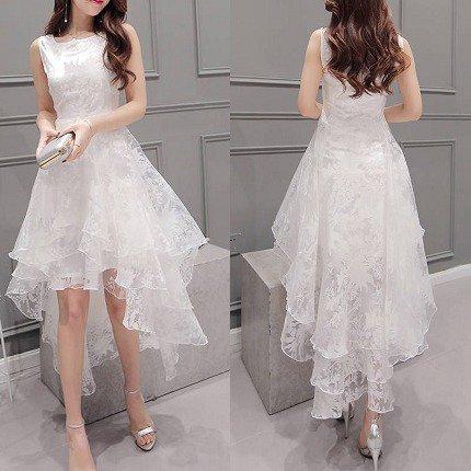 c1598c8976b1e 花嫁さまの二次会ドレス リゾートウェディングドレス