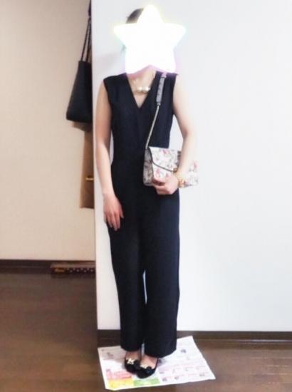 【即納】結婚式 オールインワン パンツドレス