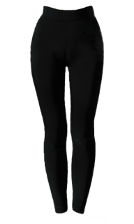 ATHENA LEGGINGS - BLACK