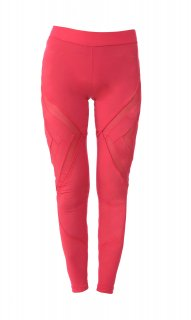 ANGEL LEGGINGS - RED/RED
