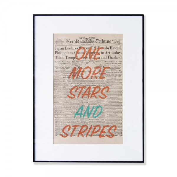 NewsPaper Art / MoreAndStars
