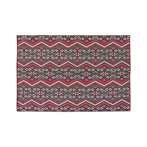 INDIAN RUG / Living (Red)