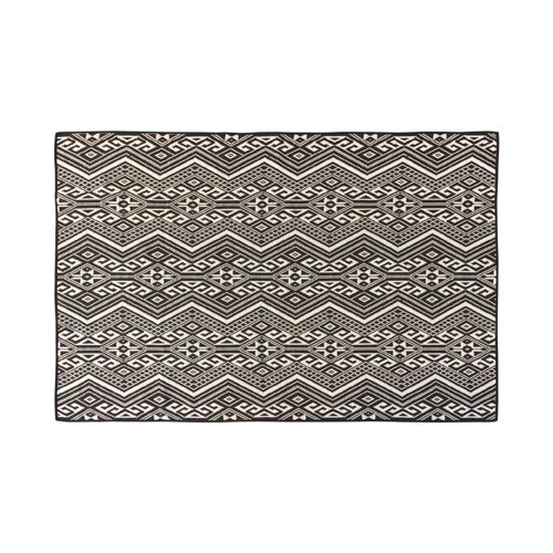 INDIAN RUG / Living (Black)