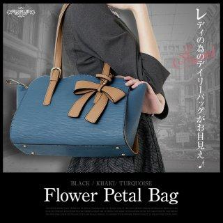 レディのためのSWEETなデイリーバッグがお目見え♪ Flower Petal Bag「BA317」