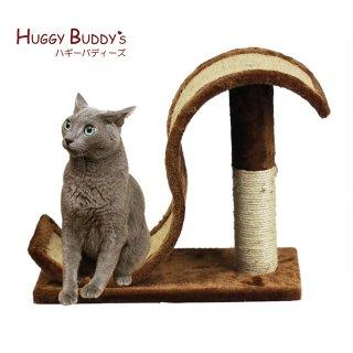 ミニキャットスライド 50x21cm 猫の爪とぎ ハギーバディーズ