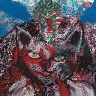 DEVIL-猫仏-ポストカード