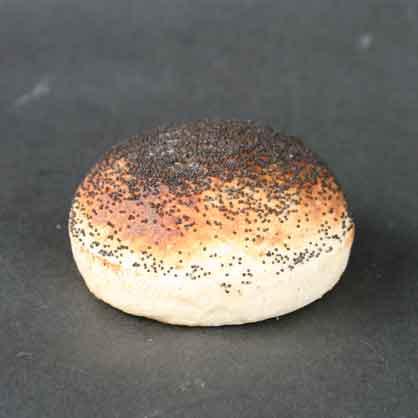 ハンバーガー用米粉バンズ/直径8cm/ブ...