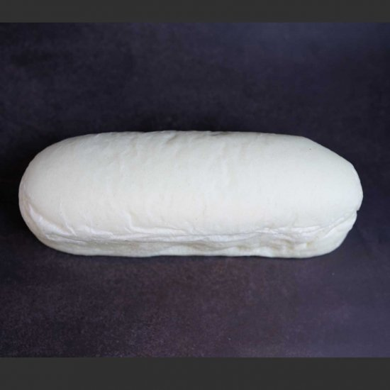 ホットドッグ用ホワイト(白い)バンズ17cmレギュラー《冷凍出荷》