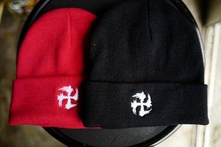 SUGI-MANJI KNIT CAP