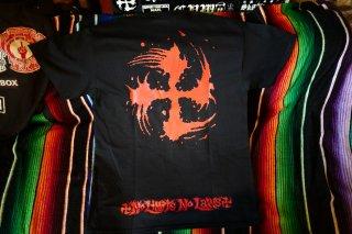 SUGI-MANJI T-SHIRTS BLACK/RED