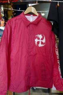 SUGI-MANJI WIND BREAKER RED