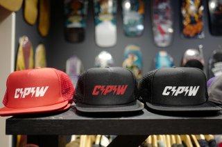 CPW/F O A D MESH CAP