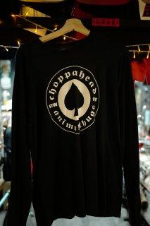 CHOPPAHEAD LONG SLEEVE T-SHIRTS SIZE: L 【NEW】