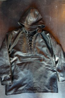 CPW ORIGINAL LEATHER HOODIE