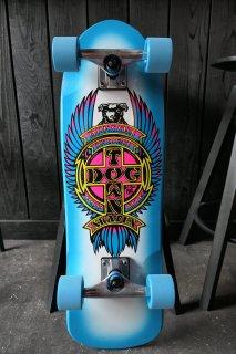 Dogtown Eric Dressen Mini Pup Mini Cruiser Complete Skateboard 8.5x28.575
