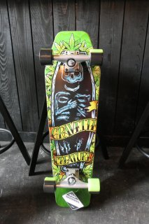 Creature David Gravette Skully Cruzer Complete Skateboard - 8.47x28.8