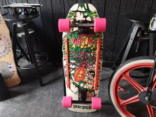 Dogtown Web Re-Issue Complete - White Pearl 10.25x30.825