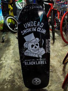 BLACK LABEL EMERGENCY UNDEAD SMOKING CLUB 10.75
