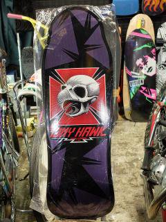 POWELL PERALTA LTD BONES BRIGADE TONY HAWK SKULL RE-ISSUE 10.4