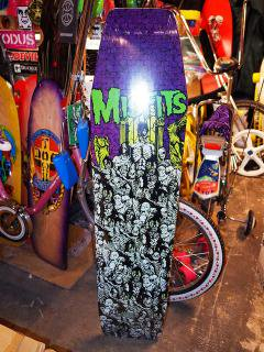 MISFITS EARTH A.D. COFFIN CRUISER 9.75