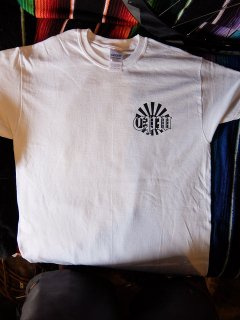 旭日CPW T-SHIRTS WHITE/BLACK