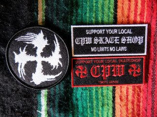 CPW PATCH SET OF 3