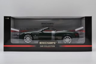 MINICHANPS1/18 ASTON MARTIN DB9 CONVERTIBLE-2004