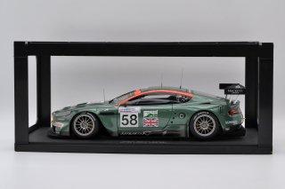 AUTOart1/18 ASTON MARTIN DBR9 24hrs Le Mans -2005 #58