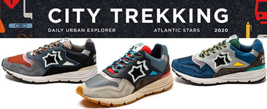 Atlantic STARS CITY TREKKING