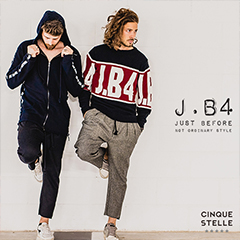 Vol201:JB4 - JUST BEFORE ★ 18AW NEW COLLECTION