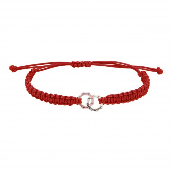 DEXTER milano/デクスター ミラノ|TWO Micro Time Machine Bracelets GOLD 9ct-Red D03