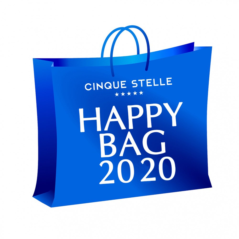 <img class='new_mark_img1' src='https://img.shop-pro.jp/img/new/icons16.gif' style='border:none;display:inline;margin:0px;padding:0px;width:auto;' />CINQUE STELLE HAPPY BAG 2020 for MEN ¥10,000