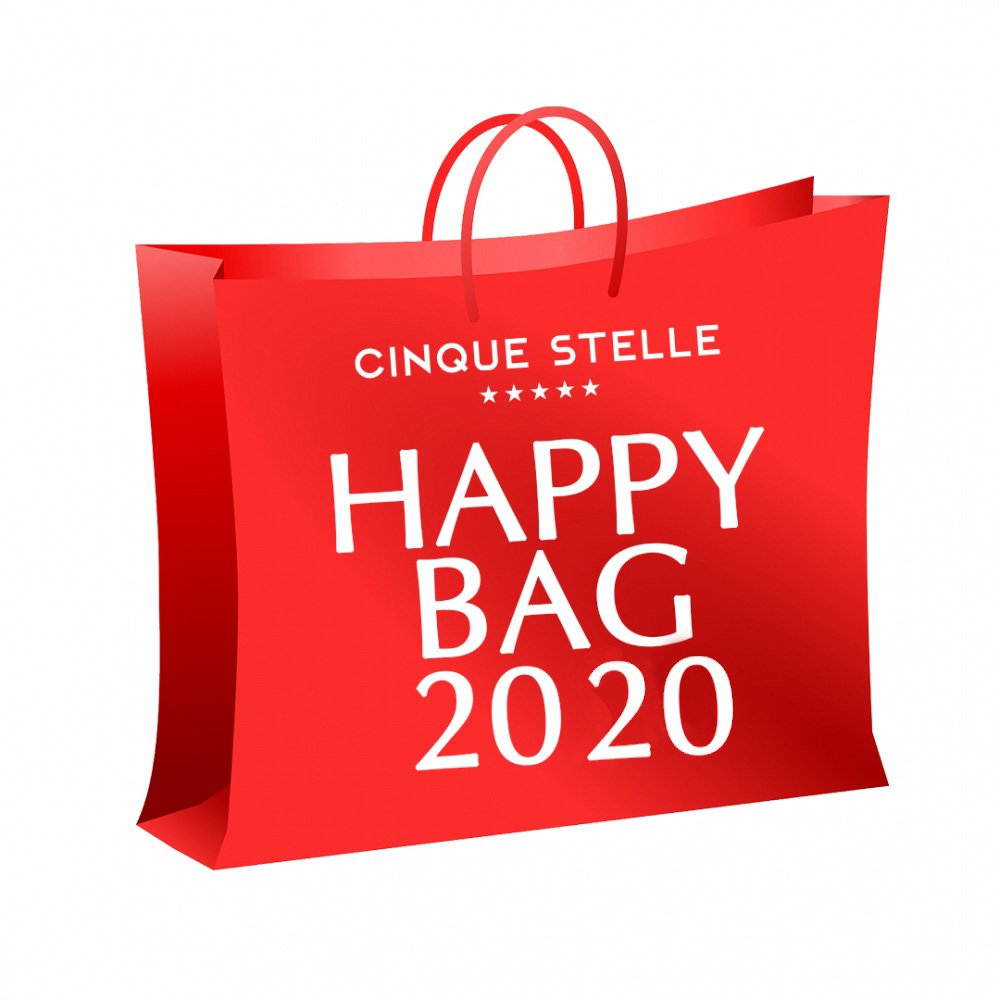 <img class='new_mark_img1' src='https://img.shop-pro.jp/img/new/icons16.gif' style='border:none;display:inline;margin:0px;padding:0px;width:auto;' />CINQUE STELLE HAPPY BAG 2020 for WOMEN ¥10,000