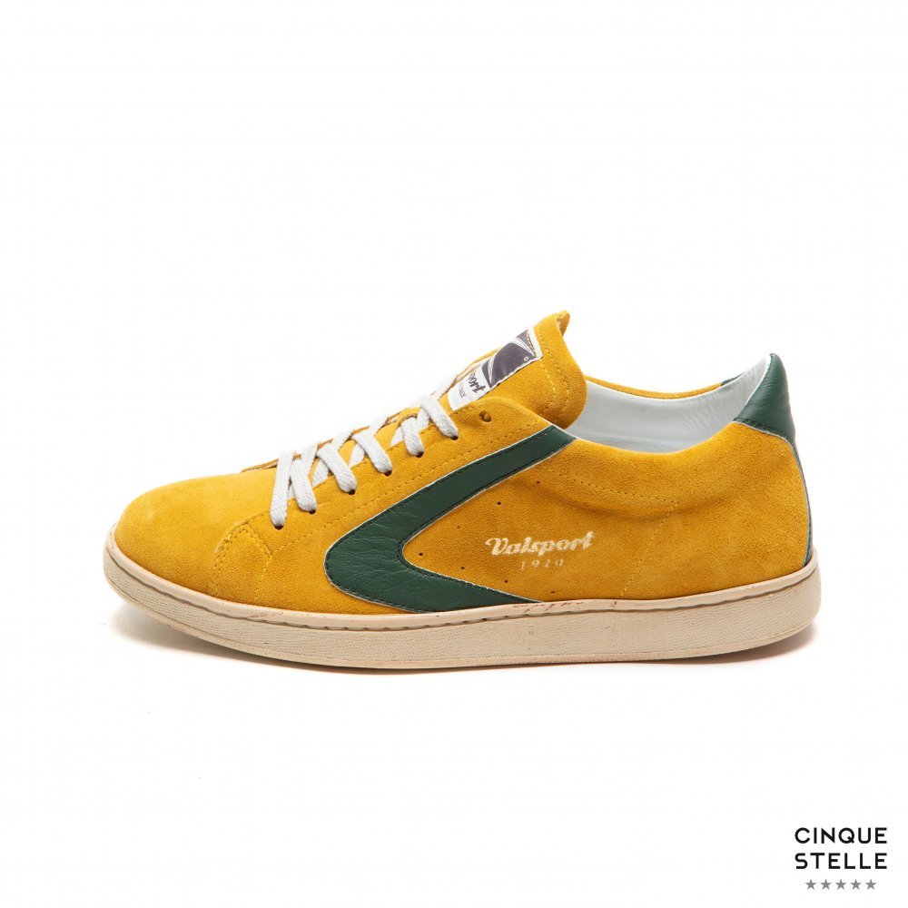 Valsport ヴァルスポルト|TOURNAMENT SUEDE-YELLOW/GREEN | MEN