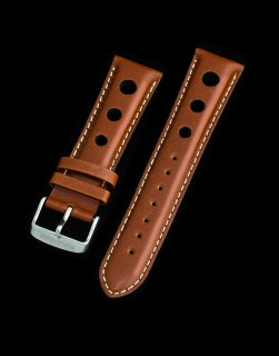 Leather Strap Cognac