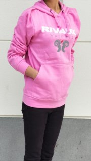 RIVAUX Hoodies/Pink color