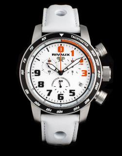 COMPETITION CHRONOGRAPH     RVX146NBC WHITE