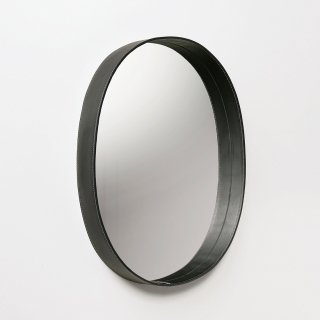 OVAL MIRROR (ブラック)<img class='new_mark_img2' src='//img.shop-pro.jp/img/new/icons5.gif' style='border:none;display:inline;margin:0px;padding:0px;width:auto;' />