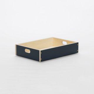 LINDEN BOX (Sサイズ / ネイビー)