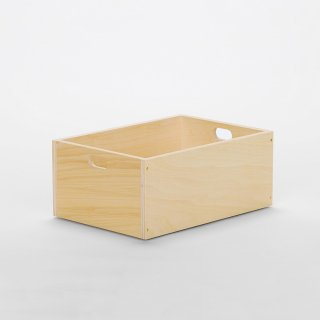 LINDEN BOX (Mサイズ / ナチュラル)
