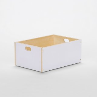 LINDEN BOX (Mサイズ / ホワイト)